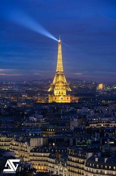 AG Photographe PARIS la nuit