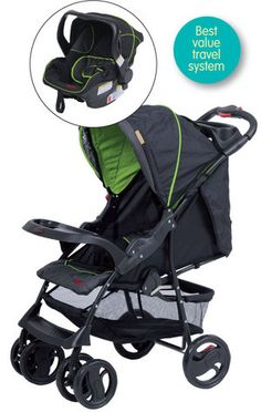 Tried & Tested: Prams and strollers