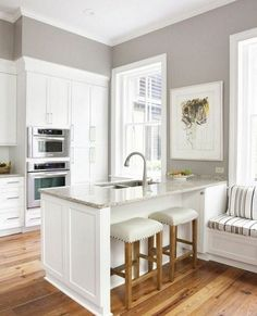 50+ White Kitchen Ideas Small_17