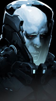 """Victor Fries. As an actual Medical Doctor, I never understood, just why he was called, """"Mr. Freeze""""?"""