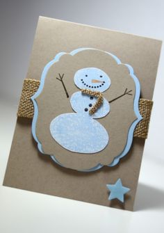 Stampin' UP! - Snow Day - Weihnachten - Christmas