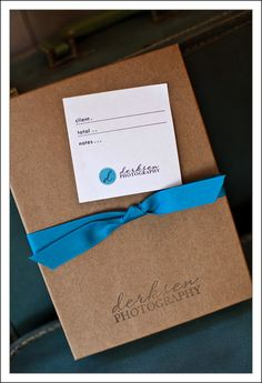 Paperie Boutique • packaging, product presentation, marketing ideas and branding for professional photographers » joy to the blog