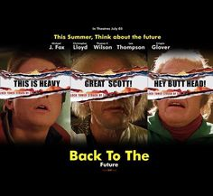 Best movie ever! Back To The Future, Back In The Day, Science Fiction, Christopher Wilson, Great Scott, Bttf, Big Crush, Good Movies, How To Memorize Things