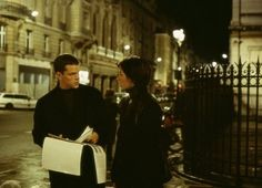 """Jason: """"Did something go wrong?"""" Marie: """"No. I've got the records. This guy at the front desk was smiling at me, so I thought, all this trouble, maybe it's easier to just ask for them.""""   –The Bourne Identity"""