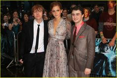 Half Blood Prince  London Premiere