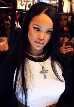 September 6: Rihanna at the #FentyxPuma Launch Event