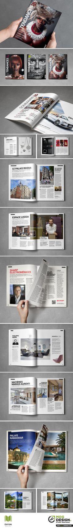 Vous avez enregistré sur BOOK - Édition / Magazine Magazine Tendances Lille Métropole. Charte graphique Mars 2015. Maquette + Mise en page : MOG DESIGN