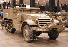 Kyle Florian's 1942 M3 half-track