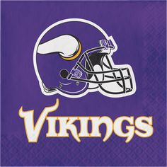 NFL 2 Ply Lunch Napkins Minnesota Vikings/Case of 192 Tags: Minnesota Vikings; Lunch Napkins; NFL Tableware; Minnesota Vikings party;Minnesota Vikings party tableware;Minnesota Vikings Lunch Napkins; https://www.ktsupply.com/products/32786326216/NFL-2-Ply-Lunch-Napkins-Minnesota-VikingsCase-of-192.html
