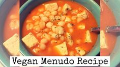 Vegan Menudo Recipe Hiiii I finally got this video up! *high five* but if you are vegan and happen to be hispanic then I'm here to tell you that you DO…