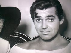 Clark Gable ** I think this oculd be a picture of George Clooney! What a resemblance!