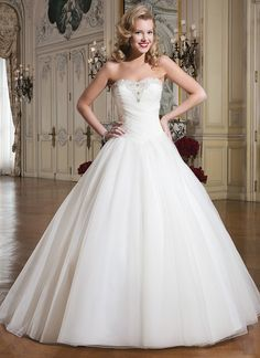 Bridal Gowns Danielle Caprese Princess Ball Gown Wedding Dress