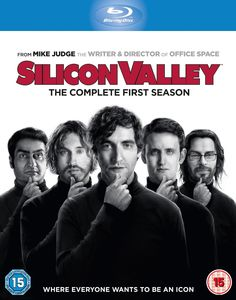 Blu-ray Silicon Valley the complete first season