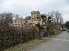 Zámek v Hainewalde
