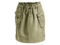 Khujo sukně Laka olivová.  Kolekce SS18 Fashion, Moda, Fashion Styles, Fashion Illustrations