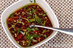 Asiatisk dressing eller marinad