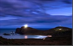 Bruny Island: The Cape Bruny Lighthouse