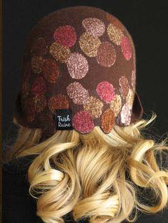 Trish Raine - Handcrafted Felt Products