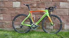 Bike of The Week: Andy's Pinarello Dogma F8