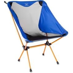 Carry comfort along on your next backpacking trip with the REI Trail Flex Lite chair. Get it only at REI.
