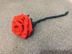gehäkelte Rose Bis zum 14.2.2018 gibt's die zu gewinnen! Crochet Necklace, Jewelry, Fashion, Crochet Collar, Jewellery Making, Moda, Jewelery, Jewlery, Fasion