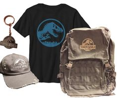 (1) US winner will receive a Jurassic World Merchandise Prize Pack of a hat, backpack, keychain & t-shirt (6/22)