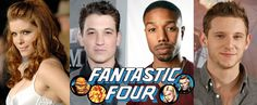 Fantastic Four Reboot Cast Announced! - The Film Junkee