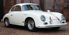 1957 Porsche 356A 1500GS Carrera Coupe    Chassis #100830
