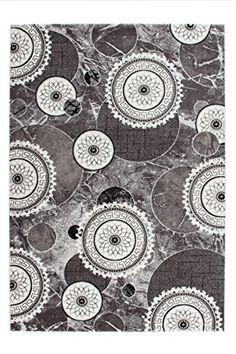 Teppich Fußboden Design Greece - Larisa Silber 200cm x 290cm 100% Modacryl Kayoom http://www.amazon.de/dp/B015D0OYBC/ref=cm_sw_r_pi_dp_Gocjwb13H2S6H