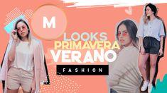 Nuevo video! 5 Looks primavera/Verano Hair Beauty, Youtube, Blog, Movies, Movie Posters, Fashion, Spring Looks, Spring Summer Trends, Moda