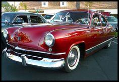 1951 Kaiser Traveler | Flickr - Photo Sharing!