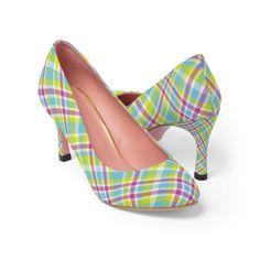 #PlaidShoes #FashionShoes #WomensShoes #FashionCasual