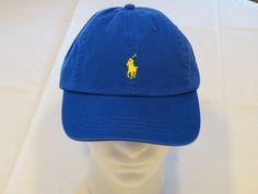 Mens Polo Ralph Lauren hat cap golf casual Bright Roy 4331008 adjustable classic…