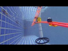 Marble Run in the Swimming Pool (#26) - YouTube