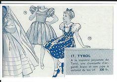 BLEUETTE-MODELE-TYROL-Ete-1952-GAUTIER-LANGUEREAU-de-la-Semaine-de-Suzette