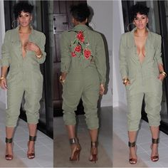 Shop in Real Life, Laura Govan Pretty Girl Rock, Passion For Fashion, Style Icons, Military Jacket, Fashion Online, Jumper, Luxury Fashion, Jumpsuit, Female