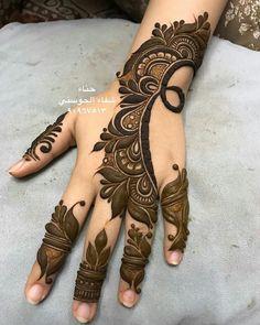 Short Mehndi Design, Tribal Henna Designs, New Bridal Mehndi Designs, Khafif Mehndi Design, Floral Henna Designs, Henna Designs Feet, Simple Arabic Mehndi Designs, Mehndi Designs For Girls, Mehndi Designs For Beginners