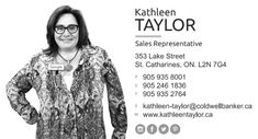 Kathleen Taylor Real Estate Sales Rep - Life of an Agent at Coldwell Banker Momentum Niagara Niagara Region, Sales Representative, Real Estate Sales, Blogging, Life, Blog