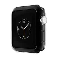 Apple Watch Series 2 Case HOCO iWatch Protective Bumper Case TPU Ultra-Thin Scratch-resistant Flexible Slim Lightweight Cover (Gold) - Product Tools and Hardware Apple Watch Silver, Apple Watch 3, Apple Watch Series 2, Shell Frame, Wearable Technology, Watch Case, Plaque, Screen Protector, Protective Cases
