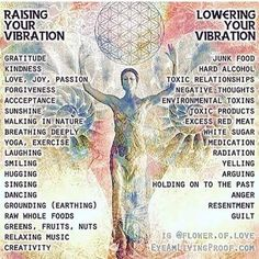 Raise your vibration by changing your lifestyle habits and thought process. Live an enriched life by following the steps in this article. Happy Awakening! http://www.telepathyhub.com/raise-your-vibration/