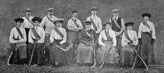The Duke & Duchess of Connaught's Field Hockey Team - 1904
