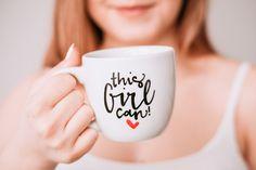 Kubek - this Girl can! - Nadzwyczajnie - Kubki i filiżanki