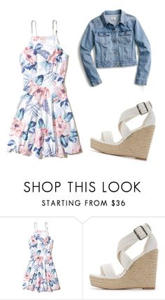 Comfy Summer Day by kyleeo9 on Polyvore featuring Hollister Co., J.Crew and Charlotte Russe