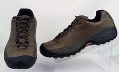 merrell men's chameleon trek gunsmoke leather hiking shoes 12 medium ex used  #Merrell #HikingTrail