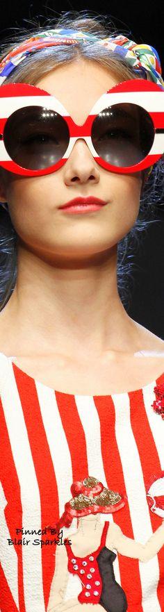 813b923d7019 SPRING RTW 2016 (MFW) Dolce  amp  Gabbana   Details   ~ ♕♚