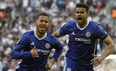 Chelsea through to the FA Cup final after beating Tottenham Hotspur 4-2 in a Wembley thriller