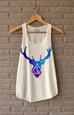 Lieber Deathly Hallows Shirt Harry Potter von Teegethershop auf Etsy