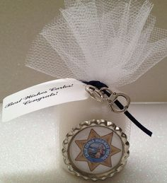 CHP Candle Favor by TotalBlissBoutique on Etsy, $2.75