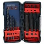 Bosch Screw Extractor and Black Oxide Drill Bit Set (12-Piece)