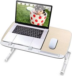 Amazon.com: lap desk with legs Laptop Desk For Bed, Computer Stand For Desk, Lap Desk, Laptop Stand, Lap Table, Table Tray, Camping Table, Outdoor Camping, Desk Legs